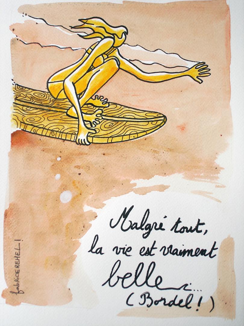 Fabrice Réhel - Malgré tout